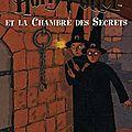 Harry potter, tome 2 : harry potter et la chambre des secrets de j.k. rowling