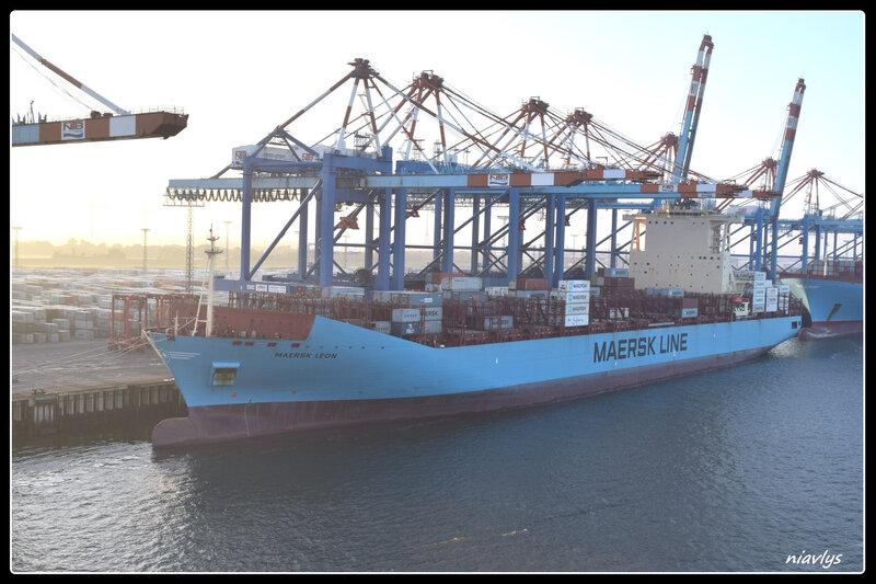 maersk leon 2