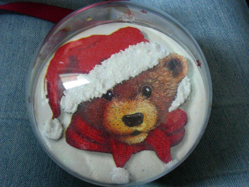 BOule Noel 10