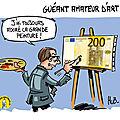 Claude guéant ou l'amour de la peinture