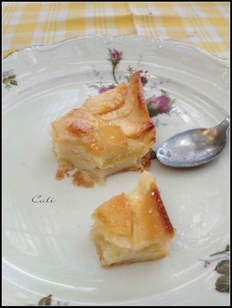 Carré aux Pommes & au Fromage Blanc 003