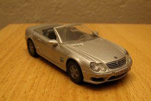 Mercedes SL55 AMG 01 -Siku-