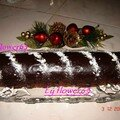 Cake chocolaté aux fruits secs