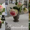 Premières roses...