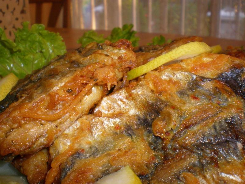 Sardines pan es la tunisienne filkoujina - Cuisine tunisienne traditionnelle four ...