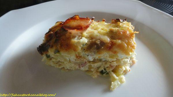 Breakfast Casserole anglo-américaine (6)