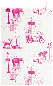 TR Toile de Jouy Pink