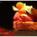 Dôme chocolat-framboise
