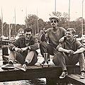 011 Aspi Haltmann, Rey & Amic - Raid des Officiers 07-1973 Pavillon du Lac