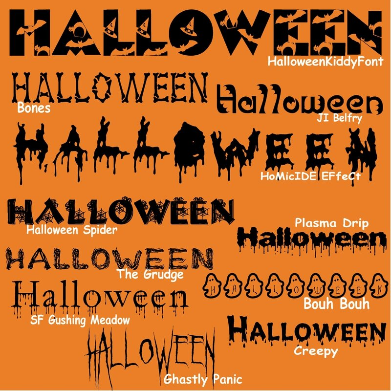 Polices Halloween
