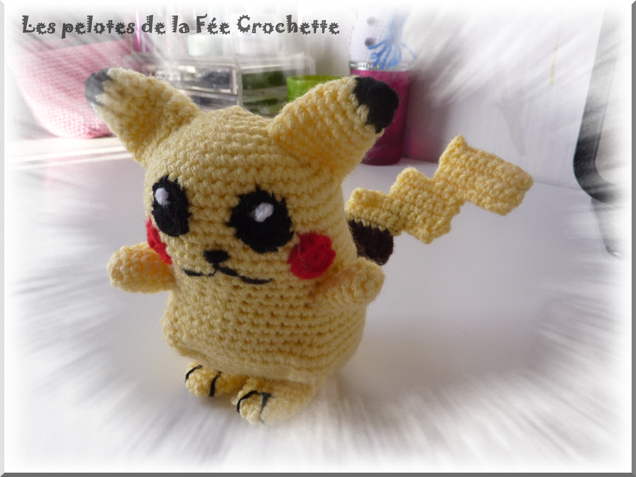 Umbreon Amigurumi Crochet pattern #pokemon #amigurumipokemon ... | 1536x2048