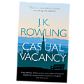 The casual vacancy, de jk rowling
