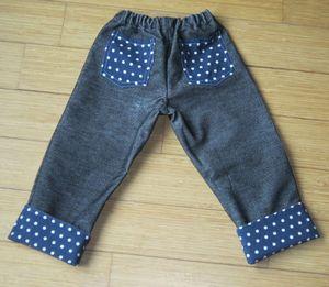 pantalon à revers2