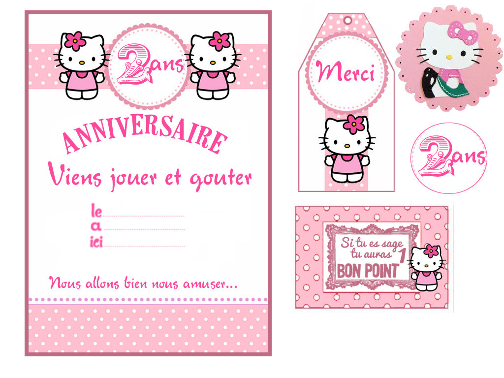Theme hello kitty pour faire plaisir 1 et 2 et 3 doudous patrons patterns gabarits fete a - Hello kitty a imprimer ...