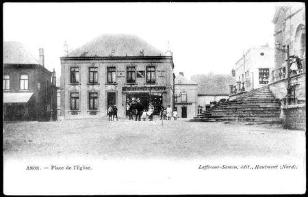 ANOR-La Place de l'Eglise