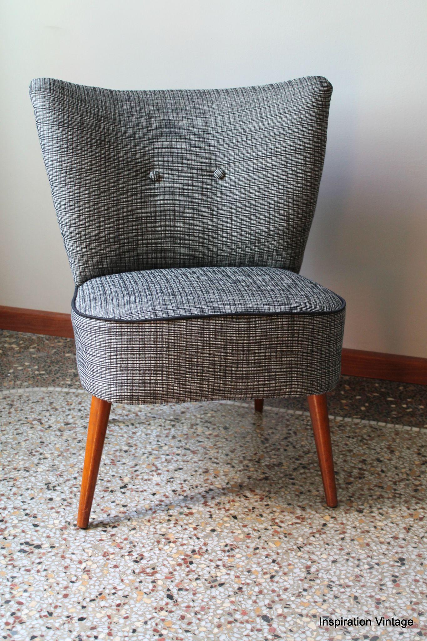 Restaurer un fauteuil cocktail