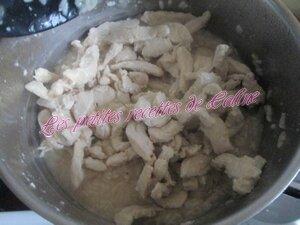 Risotto au poulet26