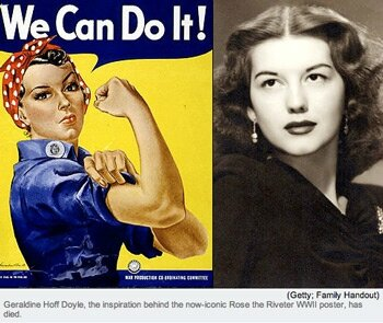 Rosy the riveter (2)