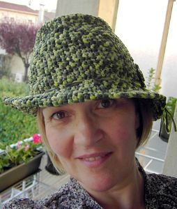 chapeau pap vert 1