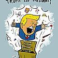 Donald trump élu président des etats unis