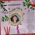 page de Sandrinette