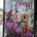 Z-9849 Les fêtes de Gayant à Douai 6 juillet 2014