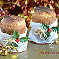 Mini panettone {cadeau gourmand pour Nol}