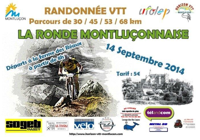 ronde montluconnaise 2014