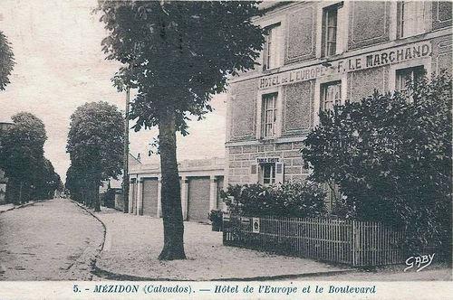 Le Breuil - Hotel de l'Europe (près de la gare SNCF)