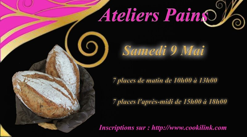 ateliers pains