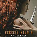 Rebecca kean, tome 4 - cassandra o'donnell - critique