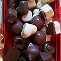 Chocolats maison thermomix