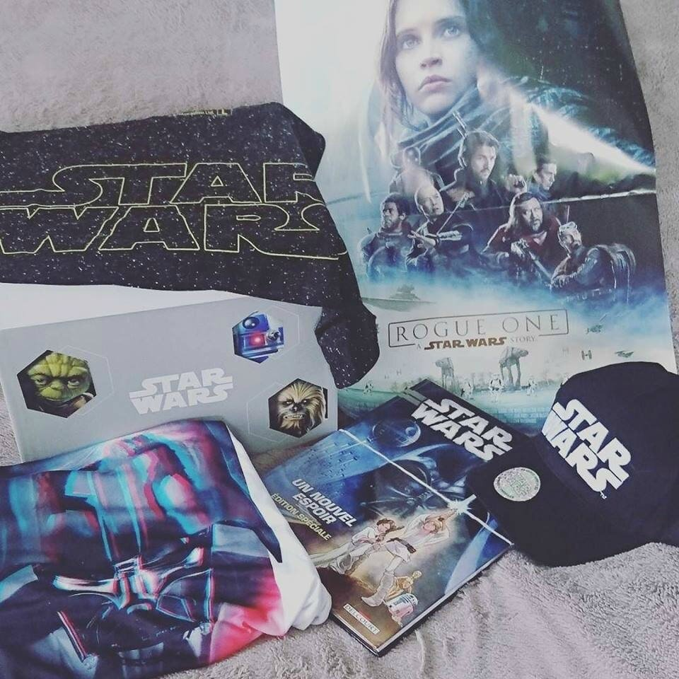 Le trésor du mois Disney Extras Star Wars {concours}