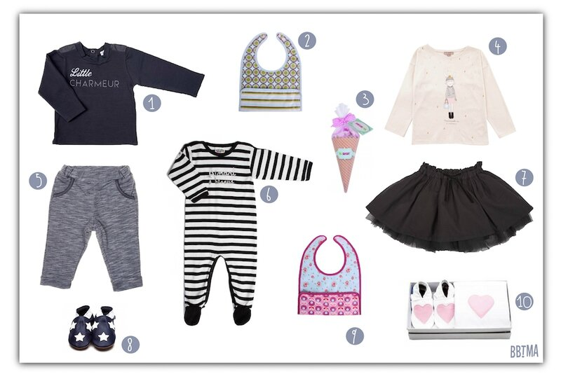 Sélection vêtement kids enfant le dressing des enfants boutique by bbtma blog parents maman