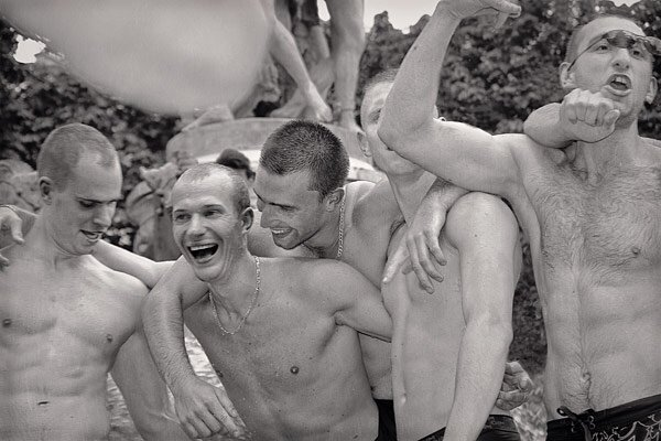 Boys want to have fun