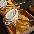 Petite cassolettes apéro aux épinards parmesan et artichaud