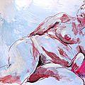 alain montoir peinture 2016 - 300p