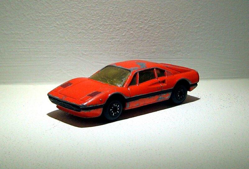 Ferrari 308 GTB (ref 70) Matchbox