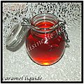 Caramel liquide façon tupperware