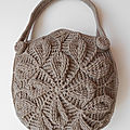 Sac à main embossed garden 3d