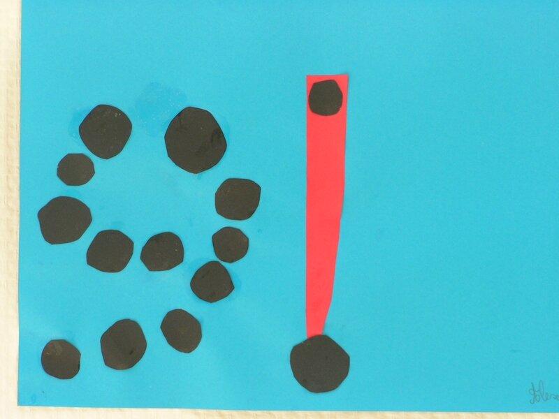 190_Composition abstraite_A la manière de Bleu II de Miro (13)