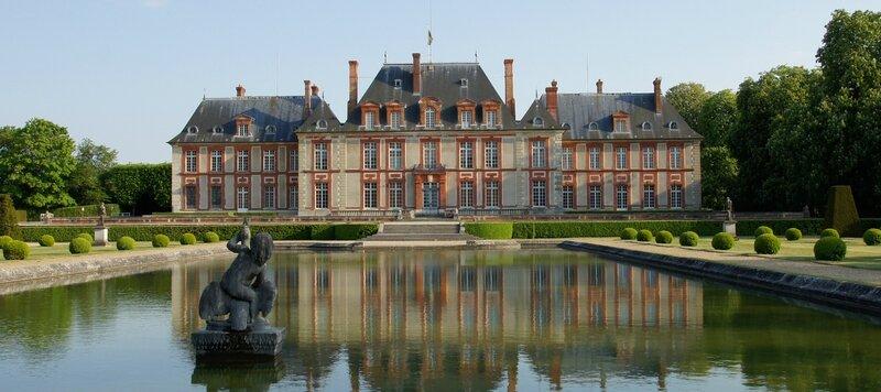 Château de Breteuil ©Michel André