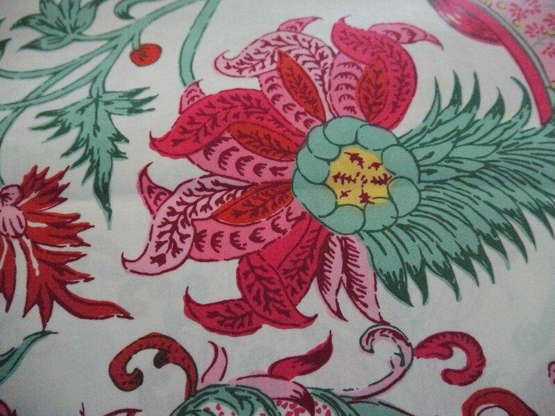 Coton Muraille de Chine