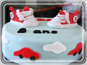 Sponge cake SMAEL2