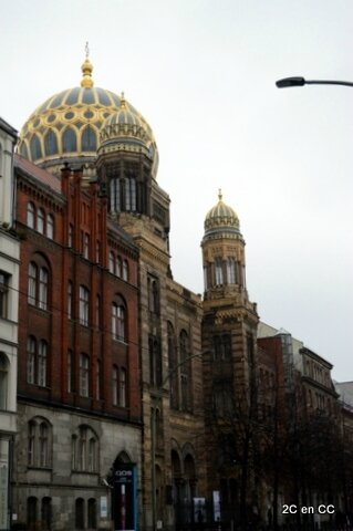 Nouvelle Synagogue - Berlin