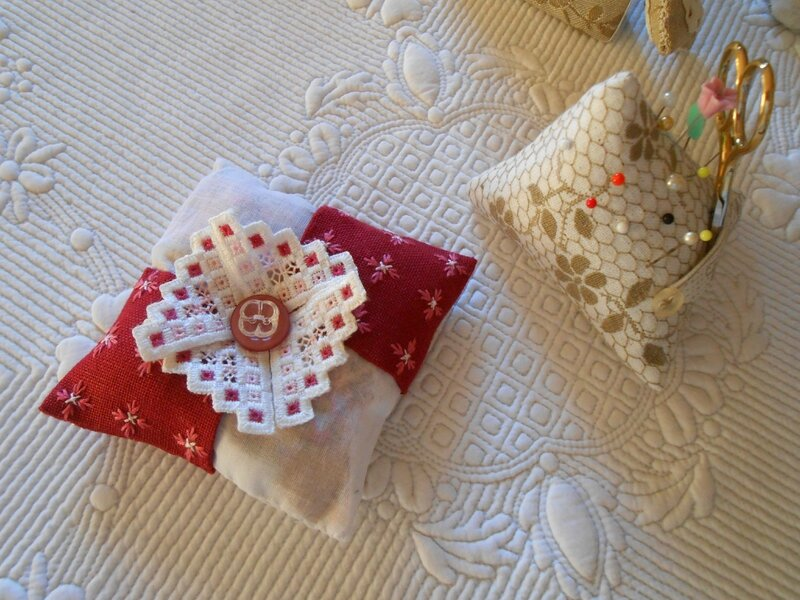coussinet hardanger pot-pourri 2