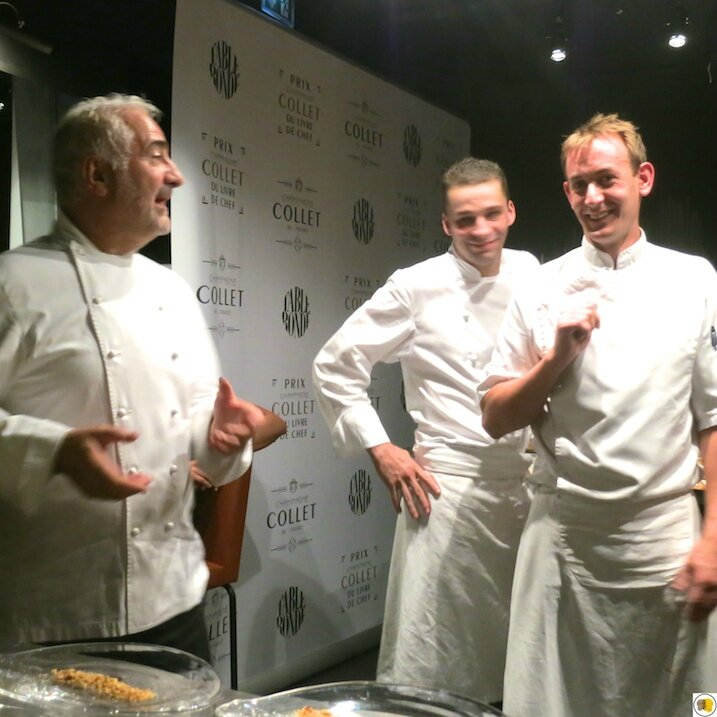 Guy Savoy @ Table Ronde (1)