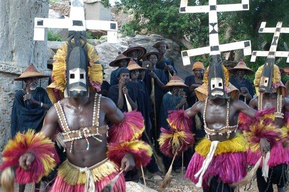 Dogons du Mali