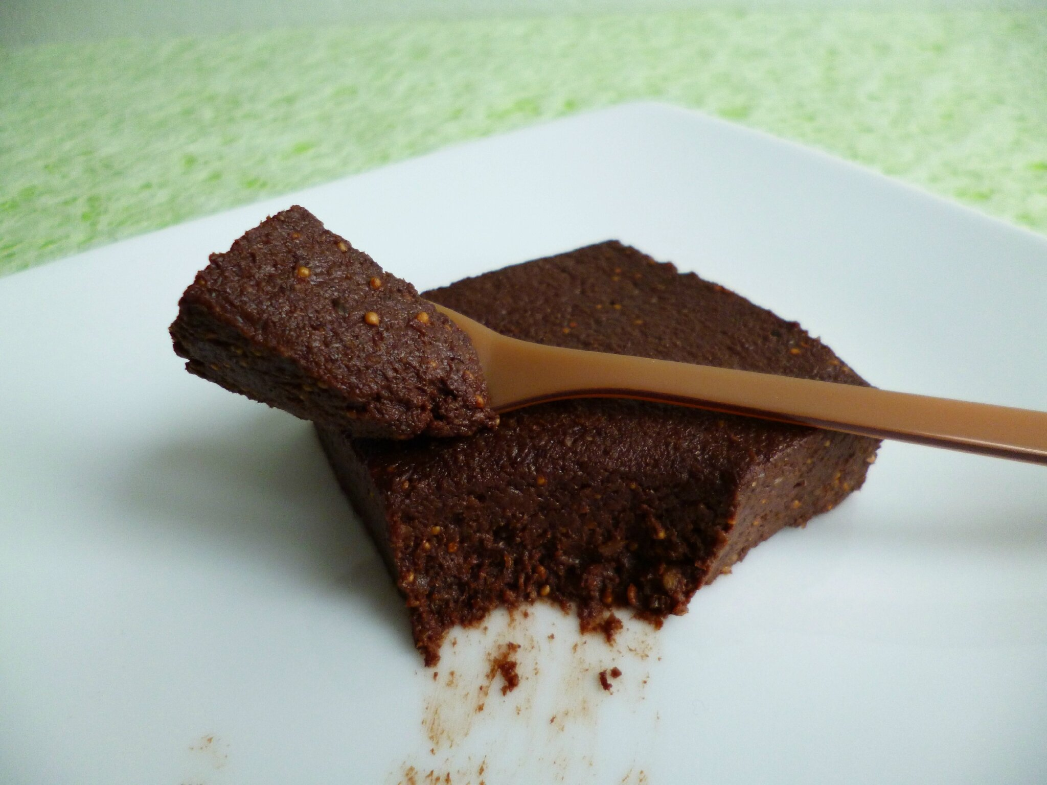 Brownie Cru Cacao Figue Noisette Superfondant Avec