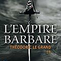 l'empire barbare 2 de Gary Jennings
